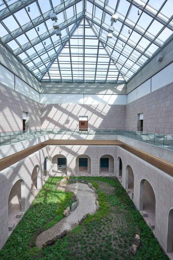 National Gallery of Canada Garden Court